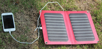 CLPSC-1602 PORTABLE SOLAR CHARGER
