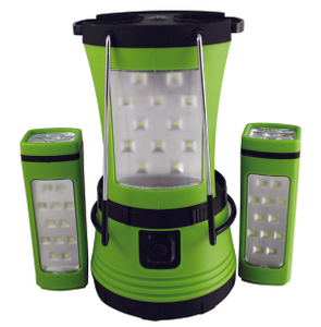 CLC-1603 REMOVABLE BATTERIES AND MULTI-FUNCTIONAL CAMPING LAMP
