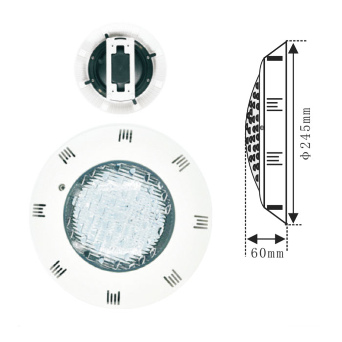 Wall Mount Swimming Pool Light